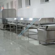Тонель морозильный для охлаждениякондитерских изделий