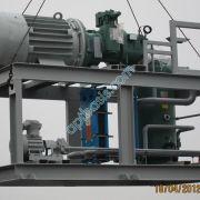 Аммиачный агрегат на базе двухвинтового компрессора