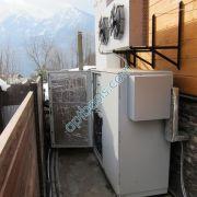 Каскадные холодильные установки APT BASIS